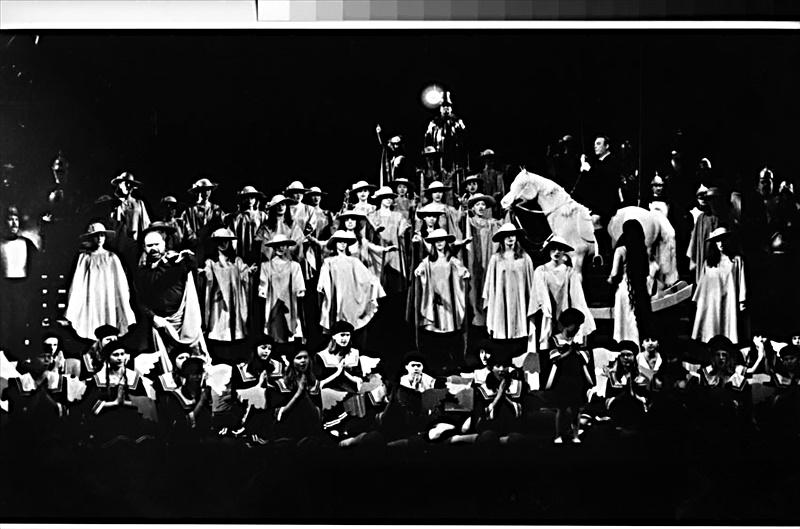 mefistofeles státní opera